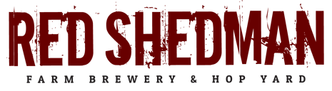 red shedman logo
