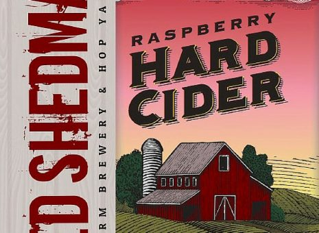 Try our refreshing Raspberry Hard Cider this summer!